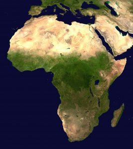 Africa_satellite_orthographic